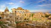 Горить тур у Вічне місто - Рим !