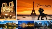 Горит тур: Амстердам + Париж