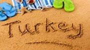 Турция на берегу моря в сентябре