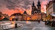 Прага + Вена