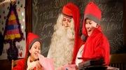 Зимняя сказка с Санта-Клаусом м - Лапландия...