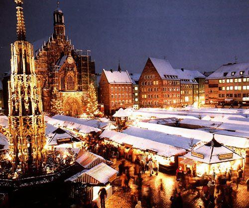 Экскурсионный тур на новый год в европу