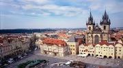 тур Європою: КРАКІВ - ПРАГА - ДРЕЗДЕН - 4 дні за 1029 грн