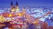 Новогодний уикенд в Чехии - 5 дней по 3680 грн