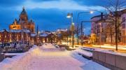 НОВОРІЧНА МАГІЯ ПРИБАЛТИКИ: Вільнюс, Рига, Таллін + Гельсінкі