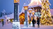 ФІНЛЯНДІЯ – прямий переліт із Києва в резиденцію Санти…