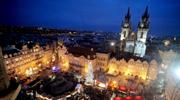РІЗДВЯНА ЄВРОПА: Краків-Прага-Дрезден -4 дні лише за 957 грн