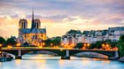 Амстердам та Париж, виїзд 06.05 на 7 днів
