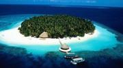 Беги от зимнего холода на Мальдивы!