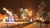 Новый год в Словакии