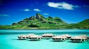 Прозрачное море, белый песок, идеальный отдых ...