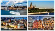 Балтийские столицы!