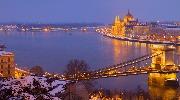 Ключ в Европу - Будапешт (Новогодний)