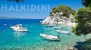 ЕГЕЙСЬКЕ УЗБЕРЕЖЖЯ - лагідне море Халкідікі і Пієрії