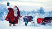 Новий Рік у Фінляндії (зустрінь Санта Клауса)