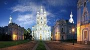 Тур в Санкт-Петербург - Классика