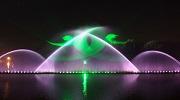 Вінницькі фонтани на 7 липня
