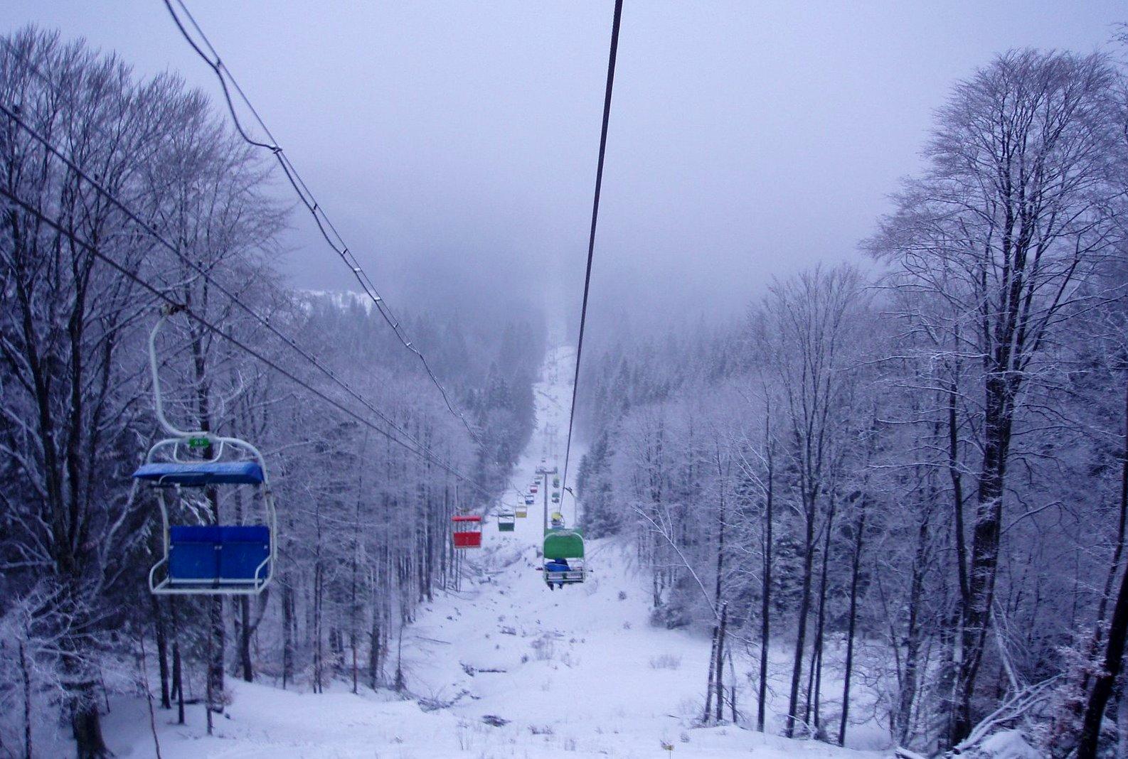 Новогодний горнолыжный тур 2017