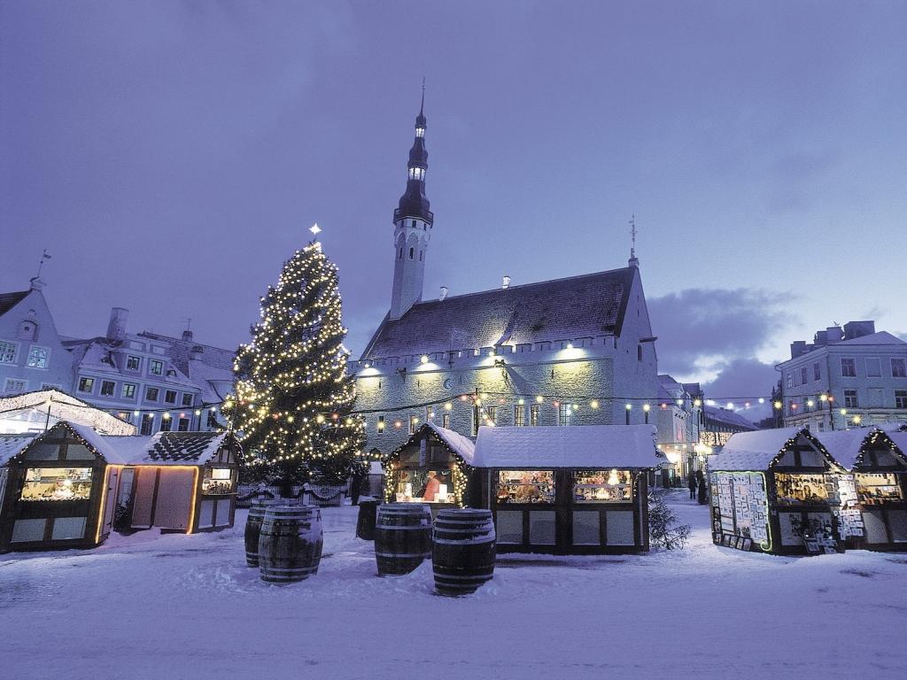 Закарпатское Рождество