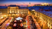 Рождественские ярмарки в Европе! Без ночных переездов!