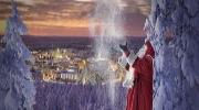 Только в Лапландии живет Санта ... (без ночных переездов)