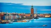 Рига, Стокгольм и Копенгаген