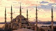 Сияние турецких огоньков ...