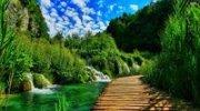 Теплое прикосновение моря - Хорватия