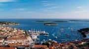 Последнее прикосновение моря - Хорватия