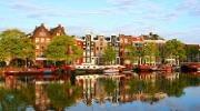 Амстердам по цене хостела!