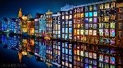 Нидерланды. I love amsterdam (Новогодний)