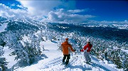 На лыжи в Болгарии ... Банско
