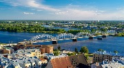 Горить тур у Стокгольм
