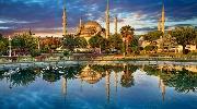 Туреччина на травневі свята