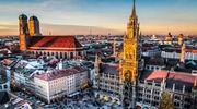 Прага, Мюнхен, Вена