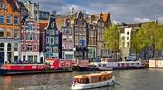 Здравствуй, милый Амстердам!