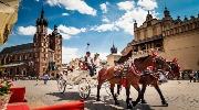 Праздничный Краков, Вена, Будапешт!