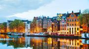Автобусный тур в Амстердаме и в Париже!!!