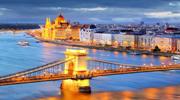 Будапешт та Відень!