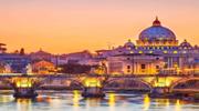 Внимание акция !!! 7 экскурсий в стоимости !!! 3 ночи в Риме!  Я люблю Италию, Рим! Флоренция + Венеция!