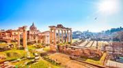 Незабутній вікенд: за акційною ціною !!!! Відень, Рим та Венеція
