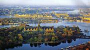 Круїз по Стокгольму на лайнері !!!!супернизька ціна