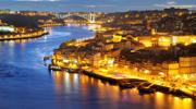 Португалія, автобусом на море
