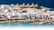 Греція, Лутракі на травневі свята