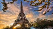 Французский настроение на 8 марта в Париже!