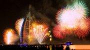 Незабываемый Новый год в ОАЭ