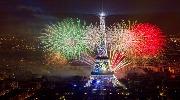 Новый год в Амстердаме и Париже
