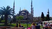 Турецкий сапфир - Стамбул, София, Бухарест.