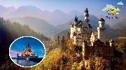 Невероятный тур до Лебединого замка Нойшванштайн!