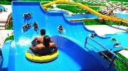 Египет! Горит 5 * отель с аквапарком!